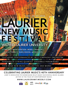 Laurier New Music Festival